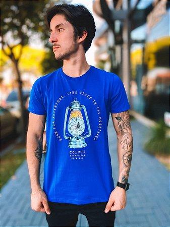 Camiseta Colcci Lamparina Masculina