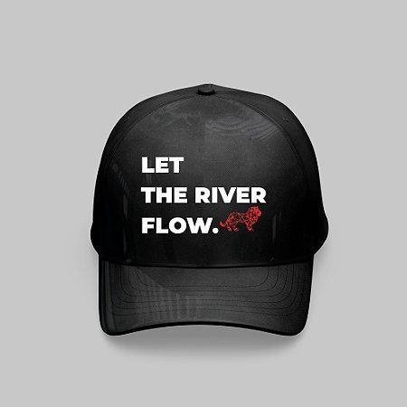 Boné LET THE RIVER FLOW