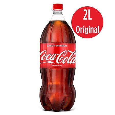 Coca-Cola PET 2 Litros PACOTE C/06 UNIDADES