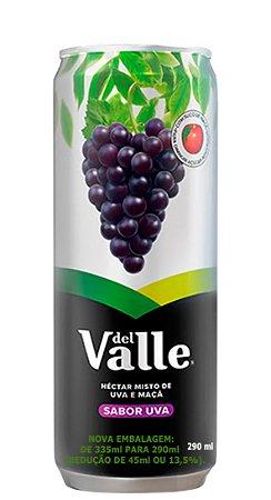 Suco Néctar Del Valle Uva LATA 290ml CX06