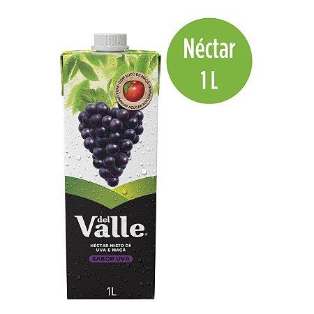 SUCO Del Valle Néctar Uva caixa com 06 LITROS