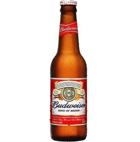 Budweiser Long Neck 330ml-Cx24