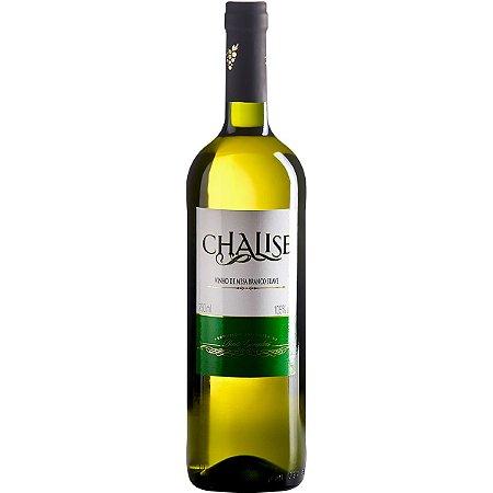 Vinho Nacional CHALISE Branco Seco 750ml