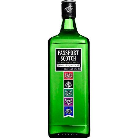 Whisky Escocês Passport Scotch 1L