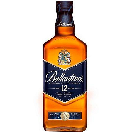 Whisky Escocês Ballantine's Finest 12 Anos  1L