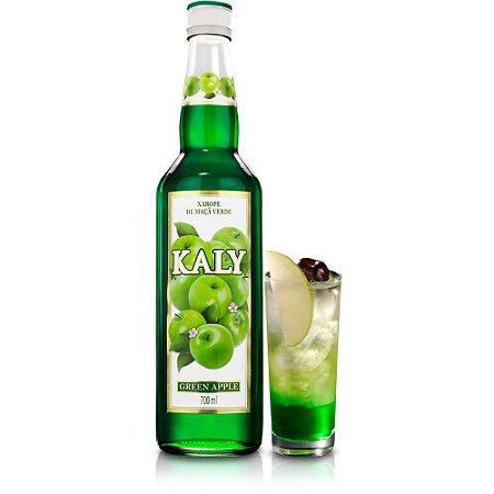 Xarope Kaly Maçã Verde 700 ml