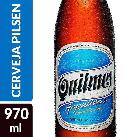 Cerveja Argentina QUILMES ONE WAY Garrafa 970ml