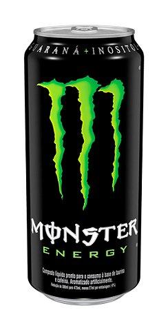 Energético Monster Energy lata 473ML- Cx 6