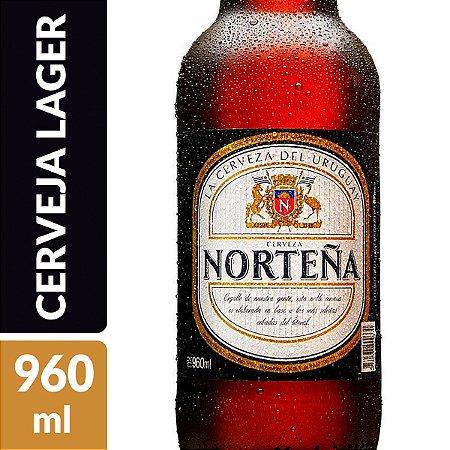 Cerveja Uruguaia NORTEÑA-Cx 12