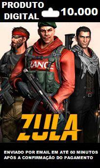Zula 10000 Cash