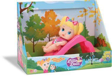 Little Dolls - Play Ground - Escorregador - menina