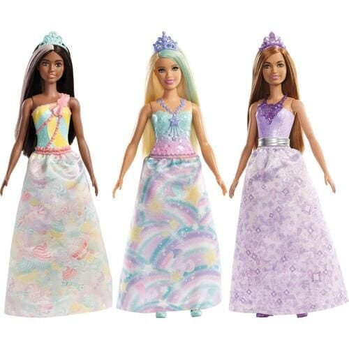 Barbie Princesa - Mattel