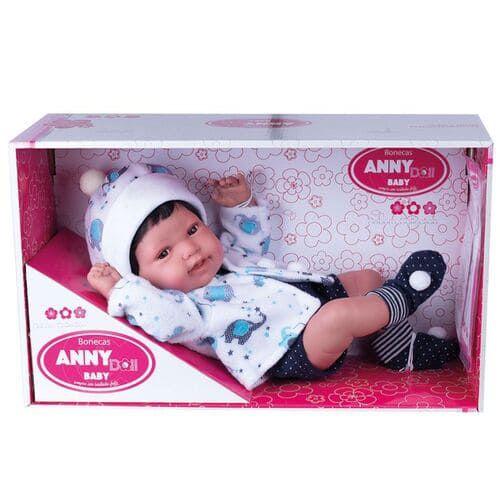 Boneca Anny Doll Baby Menino - Cotiplás