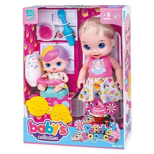 Babys Collection Papinha Sapeca - Super Toys