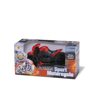 Sport Motorcycle - Orange