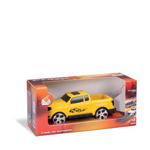 Caminhonete Fury 4x4 - Orange