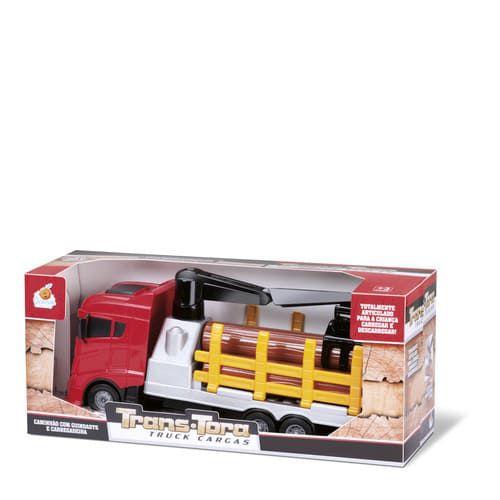 Caminhão Trans Tora - Orange