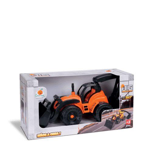 Big Construction - Orange
