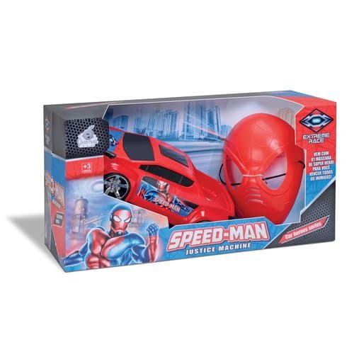 Carro Force-Man - Orange