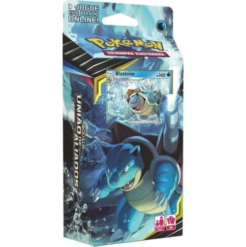 Deck Pokemón Sol e Lua 9 - Copag