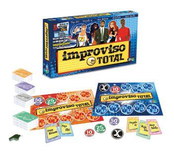 Jogo Improviso Total - NIG