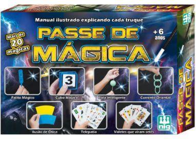 Jogo Passe de Mágica - NIG