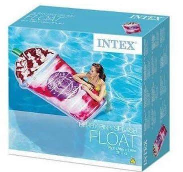 Colchão Inflável Piscina Milk Shake - Intex