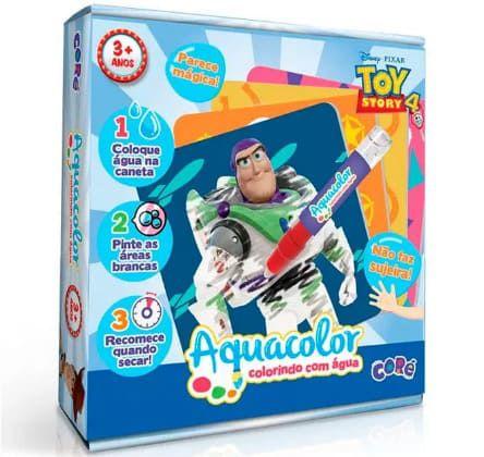 Toy Story Aquacolor Colorindo Com Água -Toyster