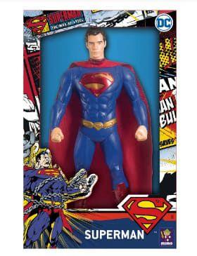 Boneco do Superman Classico 45cm - Mimo Brinquedos
