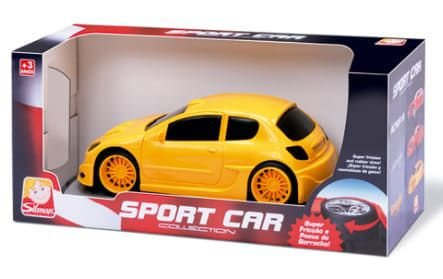 Carrinho Sport Car Fricção – Silmar Brinquedos