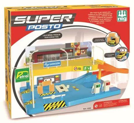 Conjunto Super Posto - Nig