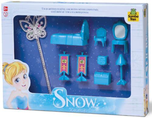 Coleção Princesa Snow - Samba Toys