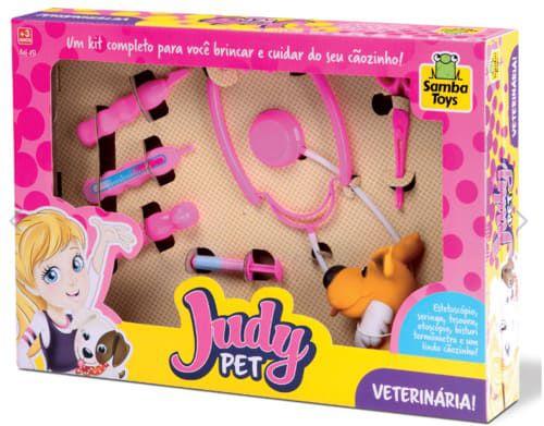 Judy Pet Veterinária - Samba Toys