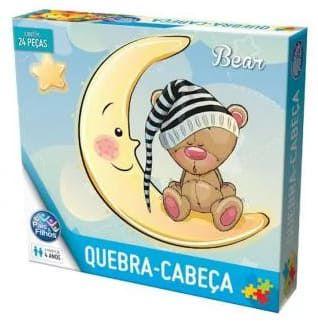 Quebra Cabeça Bear - Pais e Filhos