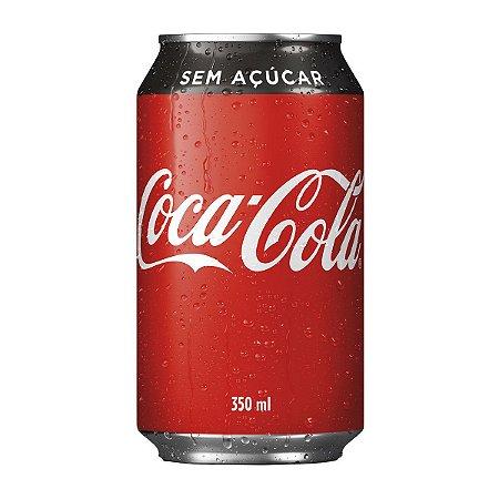 Coca Cola Zero (lata)
