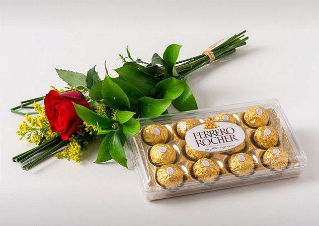Rosa e Chocolate