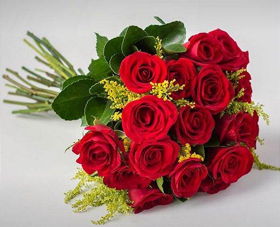 Buquê de Rosas vermelhas GG