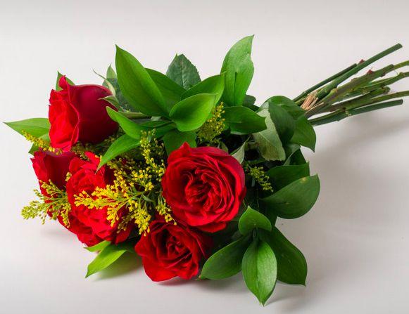 Buquê de Rosas vermelhas M