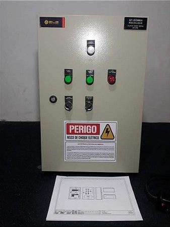 Painel  elétrico para bomba de recalque