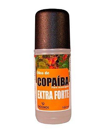 ÓLEO DE COPAIBA PARA MASSAGENS EXTRA FORTE 140ML - DOKMOS