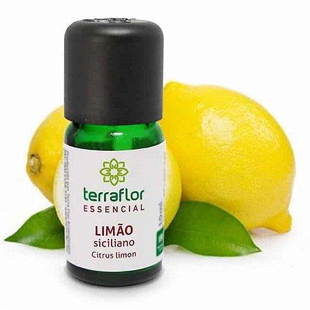 Limão siciliano 10ml - Terra flor