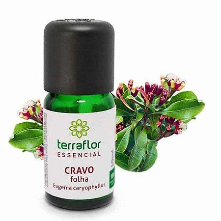 oleo-essencial-cravo-folha-10ml - Terra Flor