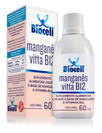 MANGANES VITTA B12 BIOCELL
