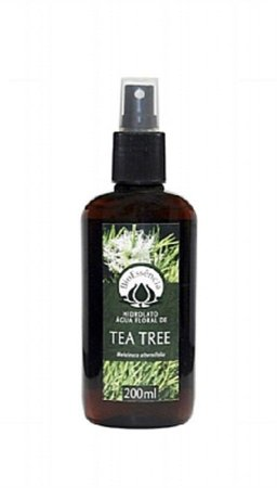HIDROLATO DE TEA TREE 200 ML - BIOESSÊNCIA