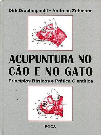 ACUPUNTURA NO CÃO E NO GATO