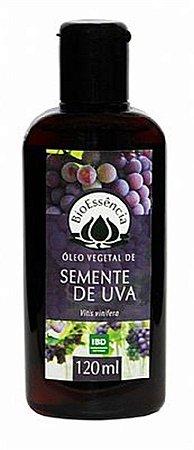 SEMENTE DE UVA ÓLEO VEGETAL 120ml