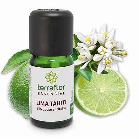Óleo Essencial De Lima Tahiti - Terra Flor