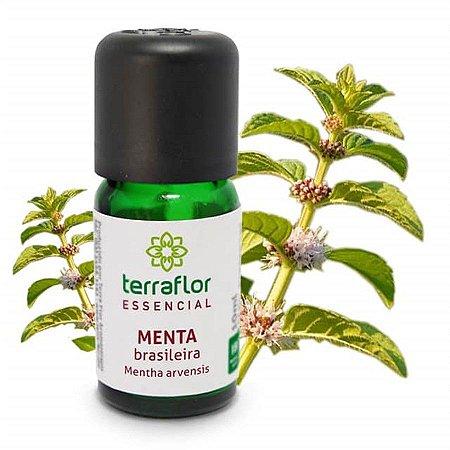 Óleo Essencial Menta Brasileira 10ml - Terra Flor