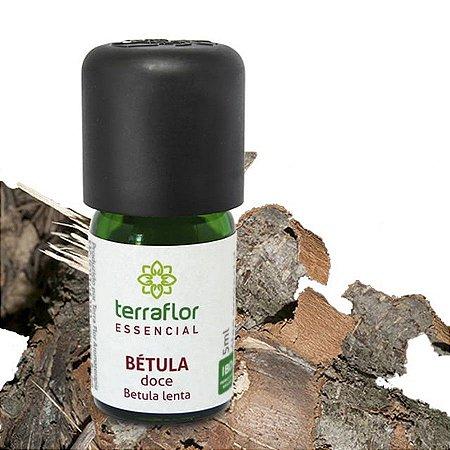 Óleo Essencial de Bétula Doce - Terra Flor - 5ml