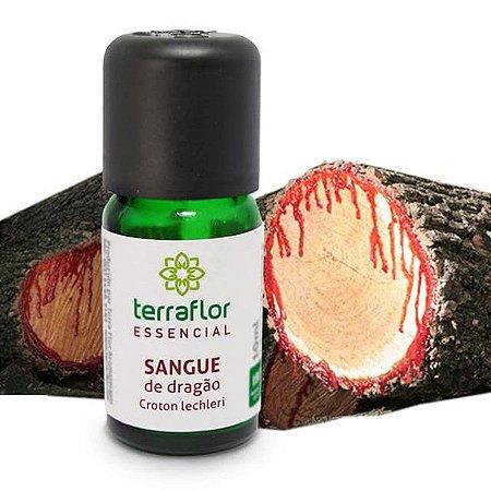 Óleo essencial Sangue de Dragão 10 mL - terra flor